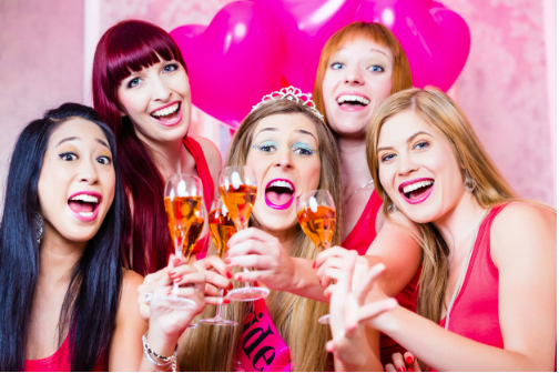 bebida fiesta despedida soltera