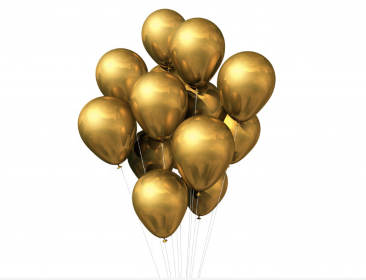 globos despedida soltera